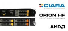 CIARA to Provide AMD-Based, Extreme Low Latency, Accelerated Server Solutions