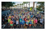 Runners prepare for the 28th annual Say No to Drugs Holiday Classic in Clearwater.