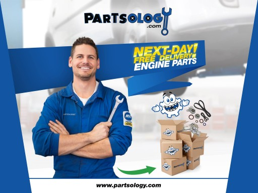 Love, Auto Parts and Next Day Delivery