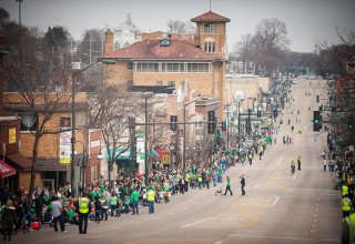 St. Charles St. Patrick's Day Parade