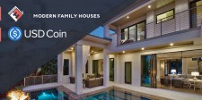 Modern Family Houses and USD Coin