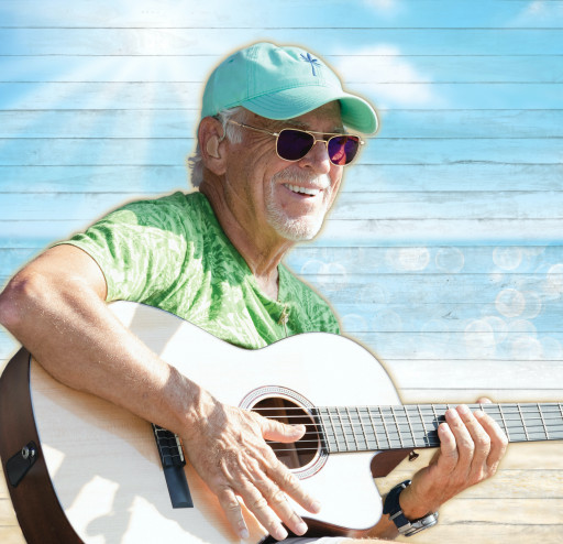 In Concert: Jimmy Buffett With Coral Reefer Friends, at the Pavilion at Old School Square in Delray Beach, Florida
