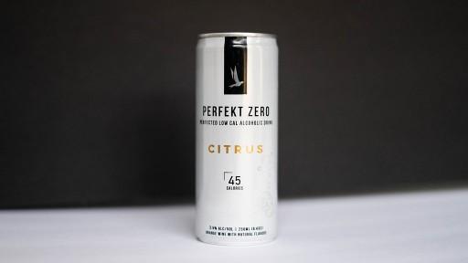 Perfekt Zero Wins Platinum Tasting Award