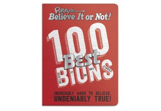 Cover of Ripley's Believe It or Not! 100 Best BIONS