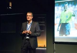 Dr. Knut Kircher is a former FIFA German Soccer referee