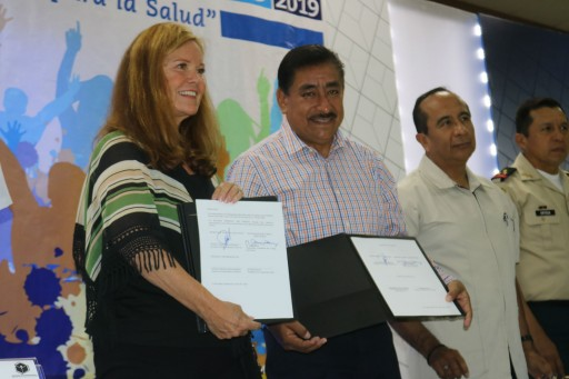 Helping to Make Baja California Sur Schools and Communities Drug-Free