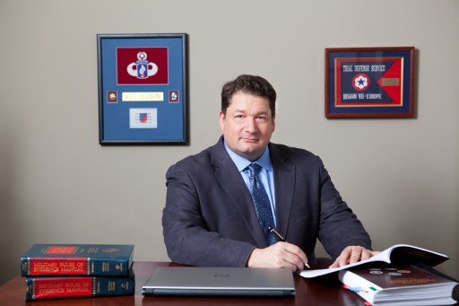 The Texas Bar College Welcomes New Member - Court-Martial Defense Lawyer Will M. Helixon