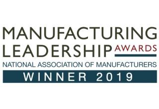 Manufacturing Leadership Awards winner