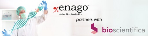 Enago Partners With Bioscientifica to Offer Manuscript Preparation Services