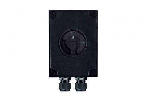 Larson Electronics Releases Explosion-Proof, Non-Fused Disconnect Switch Isolator, 63A, 690V 50Hz