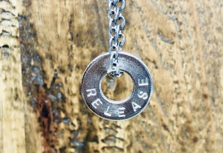 'Release' Necklace from MyIntent Certified Online Retailer key2Bme