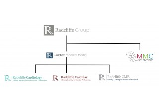 New Radcliffe Group Ltd corporate structure.