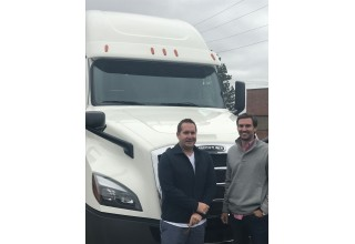 New Mid America Tractor Delivery