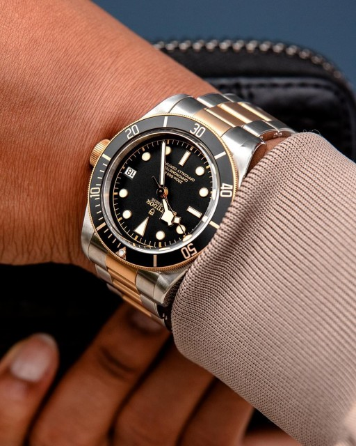 Golden Tree Jewellers Named an Authorized Retailer of Tudor Luxury Watches