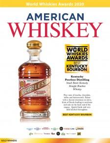 """Peerless Small Batch Bourbon """"Best Kentucky Bourbon"""""""