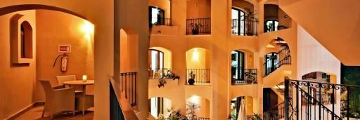 Acanto Hotel Completes Rebuild