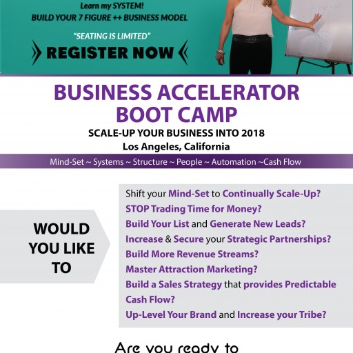 TENTEN Wilshire—Business Accelerator Boot Camp