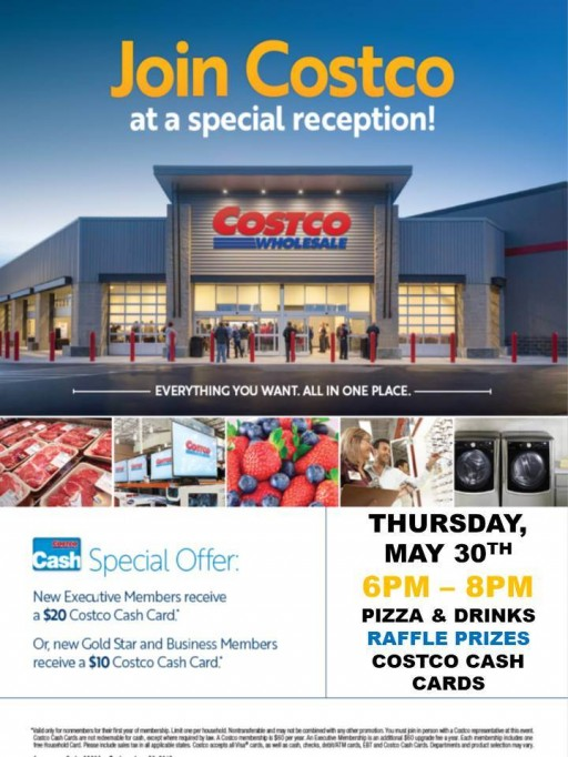 TENTEN Wilshire Hosts a Special Reception to Encourage Its Tenants to Join Costco