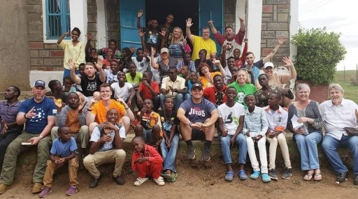 Yellowblue Eco Tech Supports F4 Foundation in Drilling of 1,100 Foot Well in Nairobi, Kenya