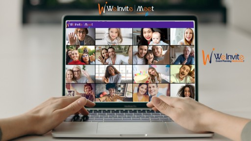 Virtual Event Platform, WeInvite, Launches Free 'Virtual Party - Video Conferencing' Platform for All
