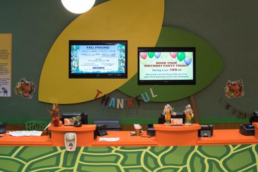 A Partnership to Enhance Communication With Digital Natives via Digital Signage