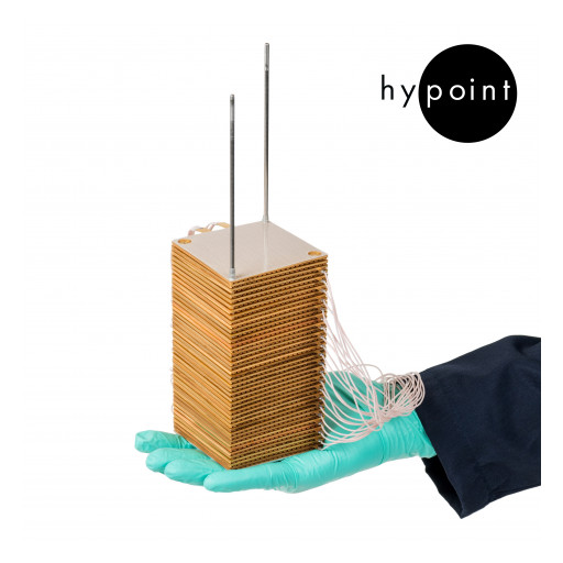 HyPoint Unveils Breakthrough Hydrogen Fuel Cell Prototype for Aviation and Urban Air Mobility