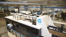CompanyBox's Two HP C500 in Charlotte Plant