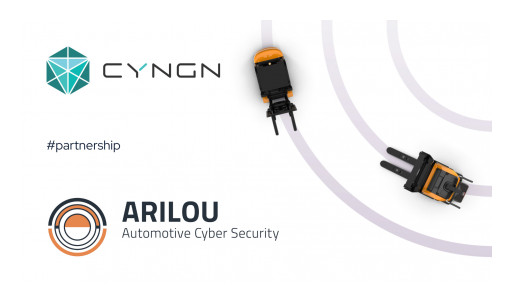Industrial Autonomous Vehicle Provider Cyngn and Arilou Automotive Cybersecurity Announce Partnership