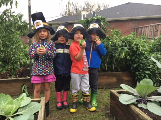 Healthy Eating Starts Early: Growing Healthy Kids With CACFP and Farm to School ECE