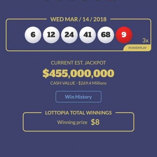 Introducing Lottopia - a New App for Powerball and Mega Millions Players