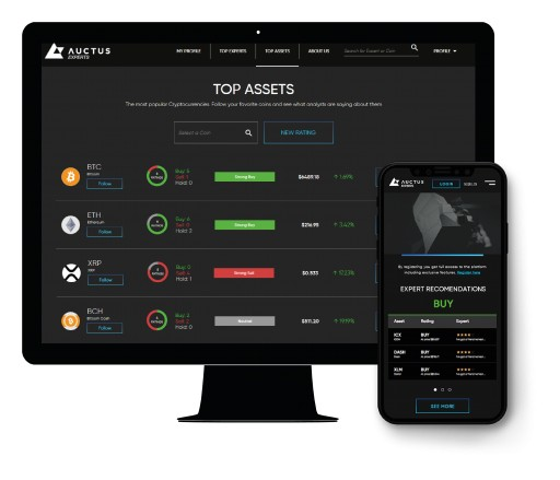 Auctus Experts Beta Launch: A Transparent Crypto Investment Platform