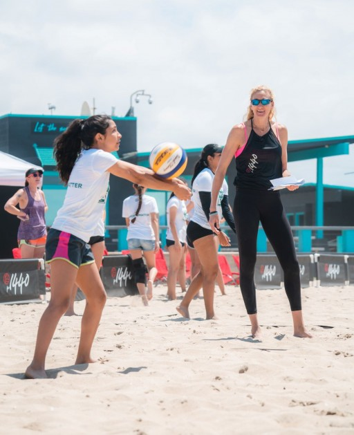 Olympic Volleyball Player Kerri Walsh Jennings Launches P1440 Virtual Summer Camp