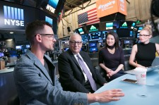 Inspire Investing at the NYSE