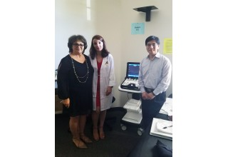 Sacramento Ultrasound Institute and Whale Imaging Partnering Together