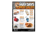 Vandalia Rental Annual May Days Sale