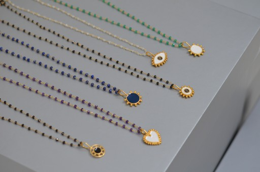 JEWELRY COMPANY GEMS BY THE FOOT™ ANNOUNCES A CAPSULE COLLECTION WITH COLOMBIAN DESIGNER DANIELA SALCEDO