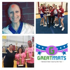 Cheerleading Coach of the Year Leaders
