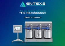 ENTEXS Launches Ground Breaking THC Remediation Technology