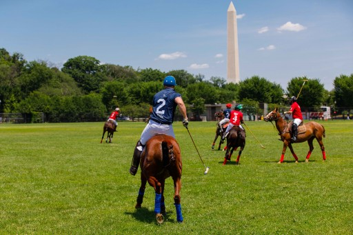 U.S. Polo Assn. Announced as 2019 District Cup Diplomatic Sponsor at Historical National Mall Polo Event in Washington D.C.