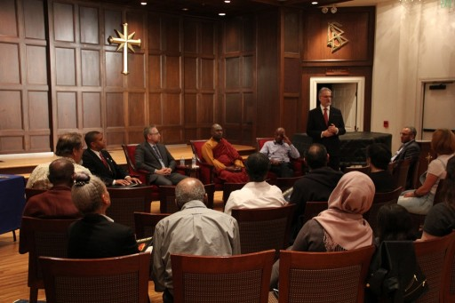 Promoting Peace Through Interfaith Dialogue at the Nashville Church of Scientology