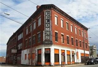 Before - Feldman Furniture Building