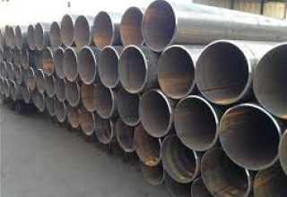 Steel Tubular Piling Pipe