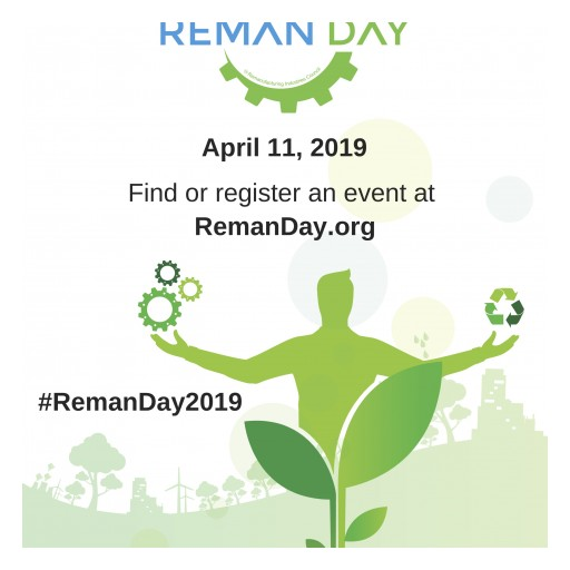 Second Annual Global Reman Day Set for April 11, 2019