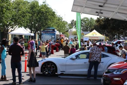 San Diego's Largest Energy Independence Celebration Draws Captive Audience