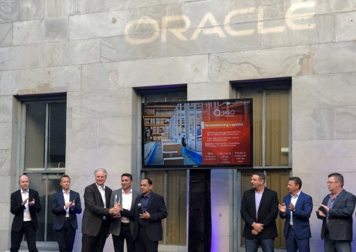 JASCI Software Wins ORACLE Excellence Award for Cloud Platform Innovation