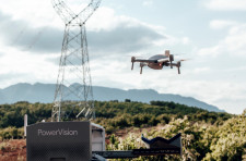PowerVision UAV in Motion