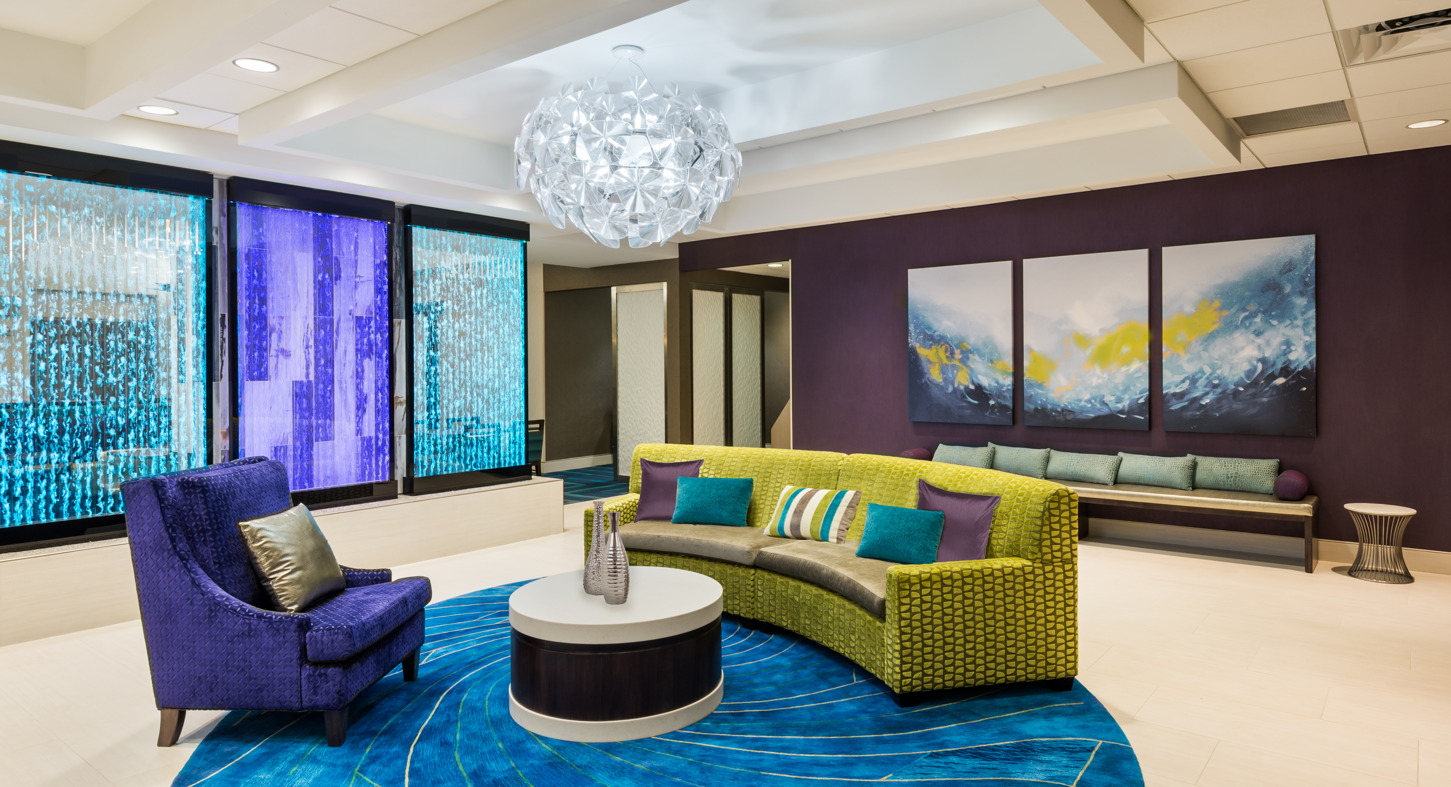 Ordinaire ... A Premier Interior Hospitality Design Firm, Today Announced The  Completion Of The Homewood Suites By Hilton, Orlando For Buffalo Lodging  Associates.