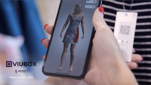 ViuBox App Revolutionizes the Way People Shop With Their Virtual Fitting Room for Mobiles and Websites