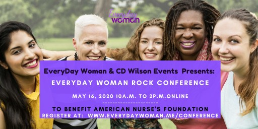 Everyday Woman Announces Online Women's Development Conference, Organizes Donations to American Nurses Foundation