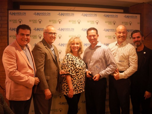 Physical Therapists Win Practice of the Year Award for Contributions to Society